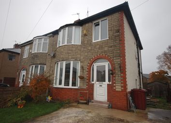 Thumbnail 3 bed semi-detached house for sale in Moorside Avenue, Blackburn