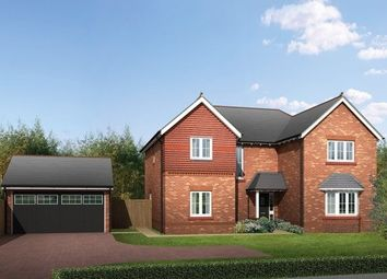 Thumbnail 5 bed detached house for sale in Common Lane, Lach Dennis, Cheshire