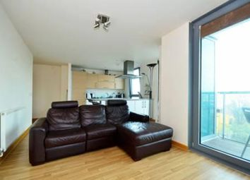 Thumbnail 2 bed flat to rent in George Hudson Tower, 28 Stratford High Street, London