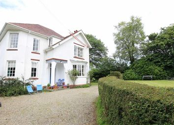 Thumbnail 4 bed detached house for sale in Lledrod, Aberystwyth
