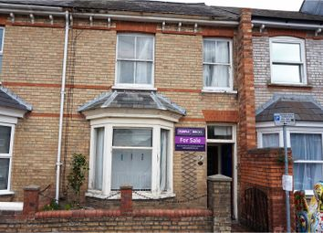 Thumbnail 3 bed terraced house for sale in Gyffarde Street, Taunton