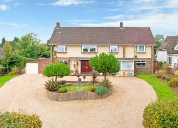 Thumbnail 4 bed detached house for sale in Vauxhall Lane, Southborough, Tunbridge Wells