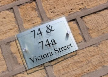 Thumbnail 4 bedroom flat for sale in Victoria Street, Glossop