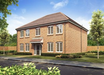 "Thumbnail 5 bedroom detached house for sale in ""The Portland "" at Appleford Road, Sutton Courtenay, Abingdon"