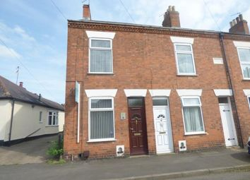 Thumbnail 2 bed end terrace house for sale in Brookfield Street, Syston, Leicester