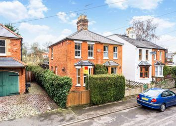 Thumbnail 2 bed semi-detached house for sale in Beech Hill Road, Sunningdale, Ascot