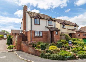 Thumbnail 3 bed detached house for sale in Hescane Park, Cheriton Bishop, Exeter