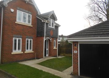 Thumbnail 4 bed detached house to rent in Kirkwood Close, Aspall