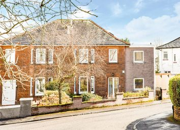 Thumbnail 4 bed semi-detached house for sale in Beech Avenue, Bearsden, Glasgow
