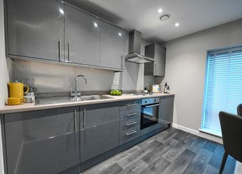 Thumbnail 1 bed flat to rent in Image House, Foregate Street, Stafford