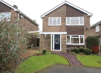 Thumbnail 3 bed detached house for sale in Edwards Drive, Wellingborough