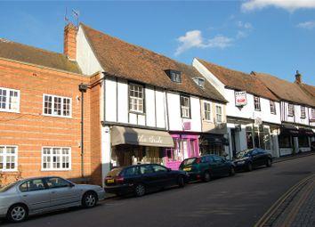Thumbnail 2 bedroom maisonette for sale in George Street, St. Albans, Hertfordshire