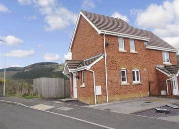 Thumbnail 1 bed property to rent in Cwrt Pant Yr Awel, Lewistown, Bridgend