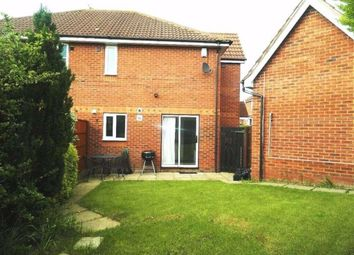 Thumbnail 3 bed detached house to rent in Brill Place, Bradwell Common, Milton Keynes