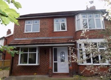 Thumbnail 5 bed semi-detached house to rent in Lakeside Avenue, Bolton