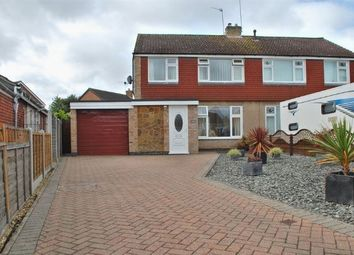 Thumbnail 3 bed semi-detached house for sale in Park Lane, Duston, Northampton