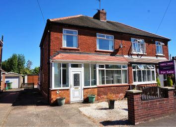 Thumbnail 3 bed semi-detached house for sale in Woodgarr Avenue, Keadby Scunthorpe