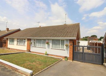 Thumbnail 2 bed semi-detached bungalow for sale in Nutley Avenue, Tuffley, Gloucester