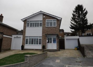 Thumbnail 3 bed detached house for sale in Lichfield Way, Selsdon, South Croydon, Surrey