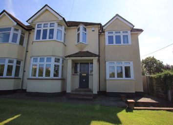 Thumbnail 4 bed property to rent in Western Road, Billericay