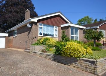Thumbnail 3 bed bungalow to rent in Creedy Road, Crediton