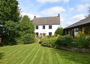 Thumbnail 5 bed detached house for sale in Hawkchurch, Axminster, Devon
