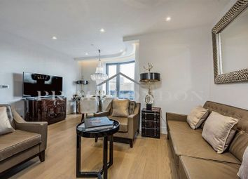 Thumbnail 1 bed flat to rent in The Corniche, 24 Albert Embankment, London