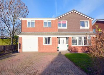 Thumbnail 4 bed detached house for sale in Linburn Drive, Bishop Auckland