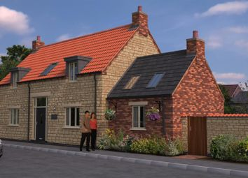 Thumbnail 3 bed detached house for sale in Millgate, Wellingore, Lincoln