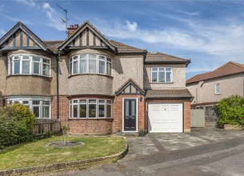 Thumbnail 3 bed end terrace house for sale in Brixham Crescent, Ruislip Manor, Middlesex