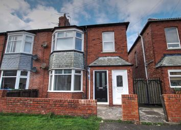 Thumbnail 2 bed flat for sale in Hunter Avenue, Blyth
