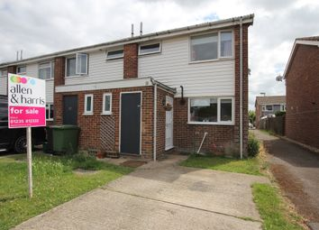 3 bed end terrace house for sale in Kennet Close, Grove, Wantage OX12