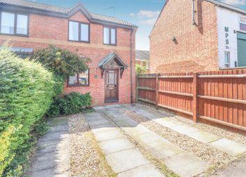 3 bed semi-detached house for sale in Doddington Road, Earls Barton, Northampton NN6