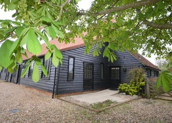 Thumbnail 1 bed cottage to rent in Alsa Lodge, Stansted, Essex