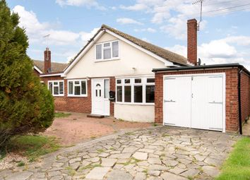 Thumbnail 3 bed detached bungalow for sale in Katonia Avenue, Mayland, Chelmsford