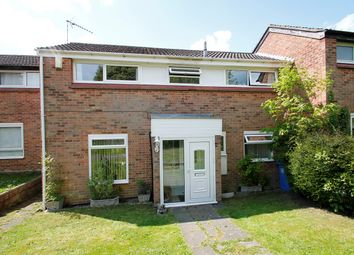 Thumbnail 2 bedroom semi-detached house for sale in Downing Close, Ipswich