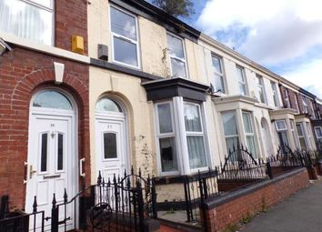 2 bed terraced house for sale in Merlin Street, Liverpool, Merseyside L8