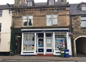 Thumbnail Retail premises for sale in 135 High Street, Forres