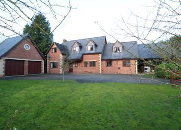 Thumbnail 5 bed detached house for sale in Tewkesbury Road, Newent