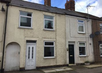 Thumbnail 3 bed terraced house to rent in New Street, Morton, Alfreton, Derbyshire