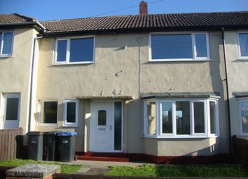 Thumbnail 2 bed semi-detached house to rent in Ash Drive, Willington, Crook