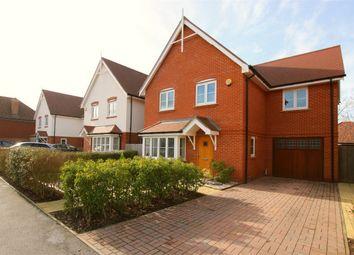 Thumbnail 4 bedroom detached house for sale in Wheeler Avenue, Wokingham, Berkshire