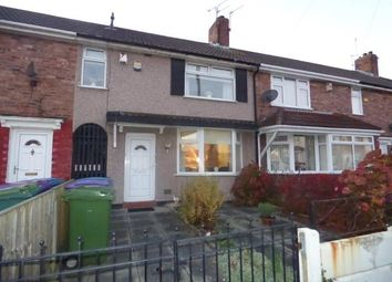 Thumbnail 2 bed terraced house for sale in Gribble Road, Fazakerley, Liverpool, Merseyside
