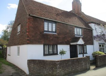 Thumbnail 3 bed cottage to rent in Rose Lane, Ripley, Woking