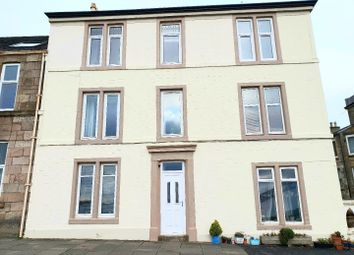 Thumbnail 1 bed flat for sale in Glasgow Street, Millport, Isle Of Cumbrae