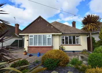 Thumbnail 2 bedroom bungalow for sale in Chadacre Road, Thorpe Bay, Essex