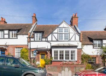Thumbnail 3 bed terraced house for sale in Lauriston Road, Brighton, East Sussex.