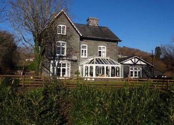 Thumbnail 7 bed detached house for sale in Bryn Derwen, Aberangell, Machynlleth, Gwynedd