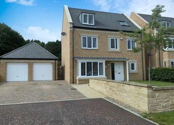 Thumbnail 5 bed detached house for sale in Redburn Close, Prudhoe