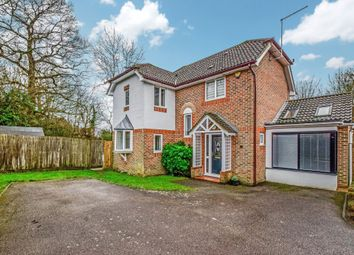 Thumbnail 3 bed detached house to rent in Holm Oaks, Cowfold, Horsham